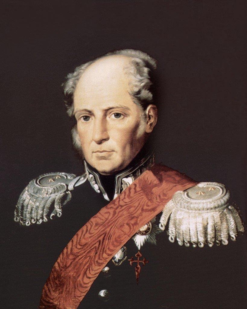 архитектор Августин Бетанкур