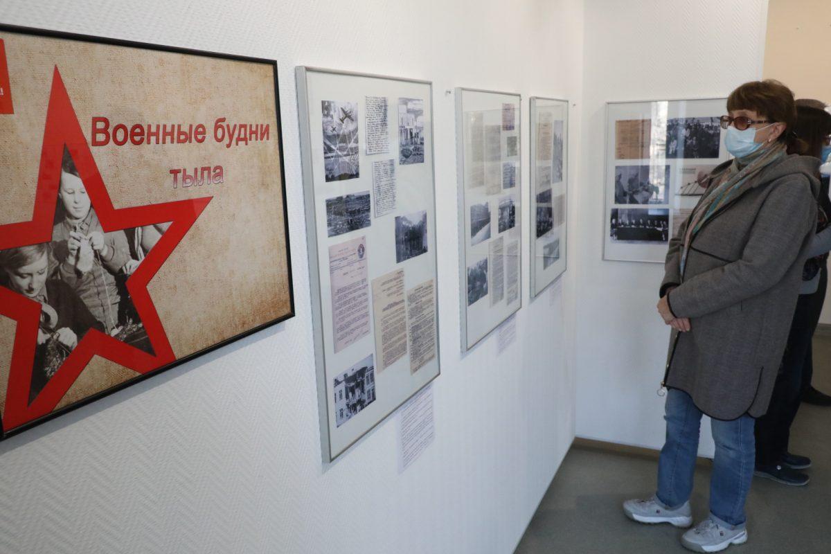 Нижегородские архивисты разработали 10 уроков для школ, посвященных вкладу Горьковской области вПобеду