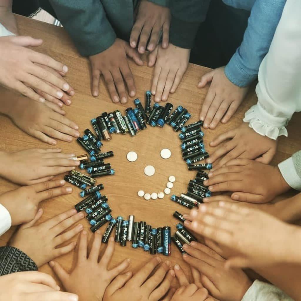 Нижегородские школьники присоединились к челленджу «Утилизируй Правильно и Модно»