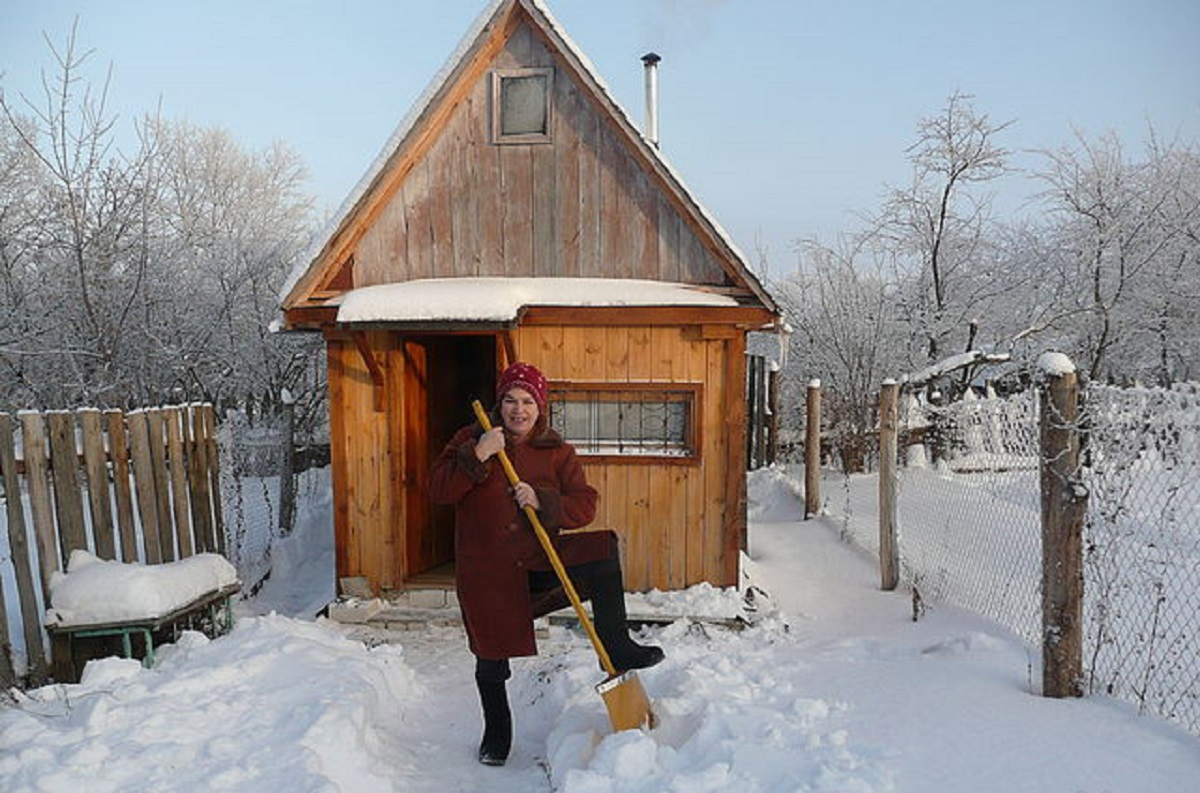 блогер Зинаида Копнина