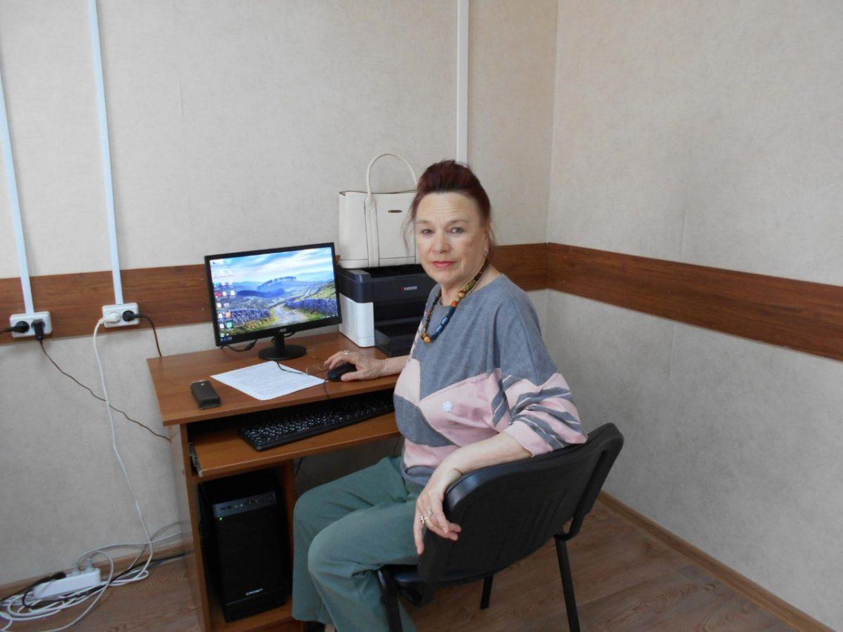 Жительница Вачи рассказала, как стала блогером в 70 лет
