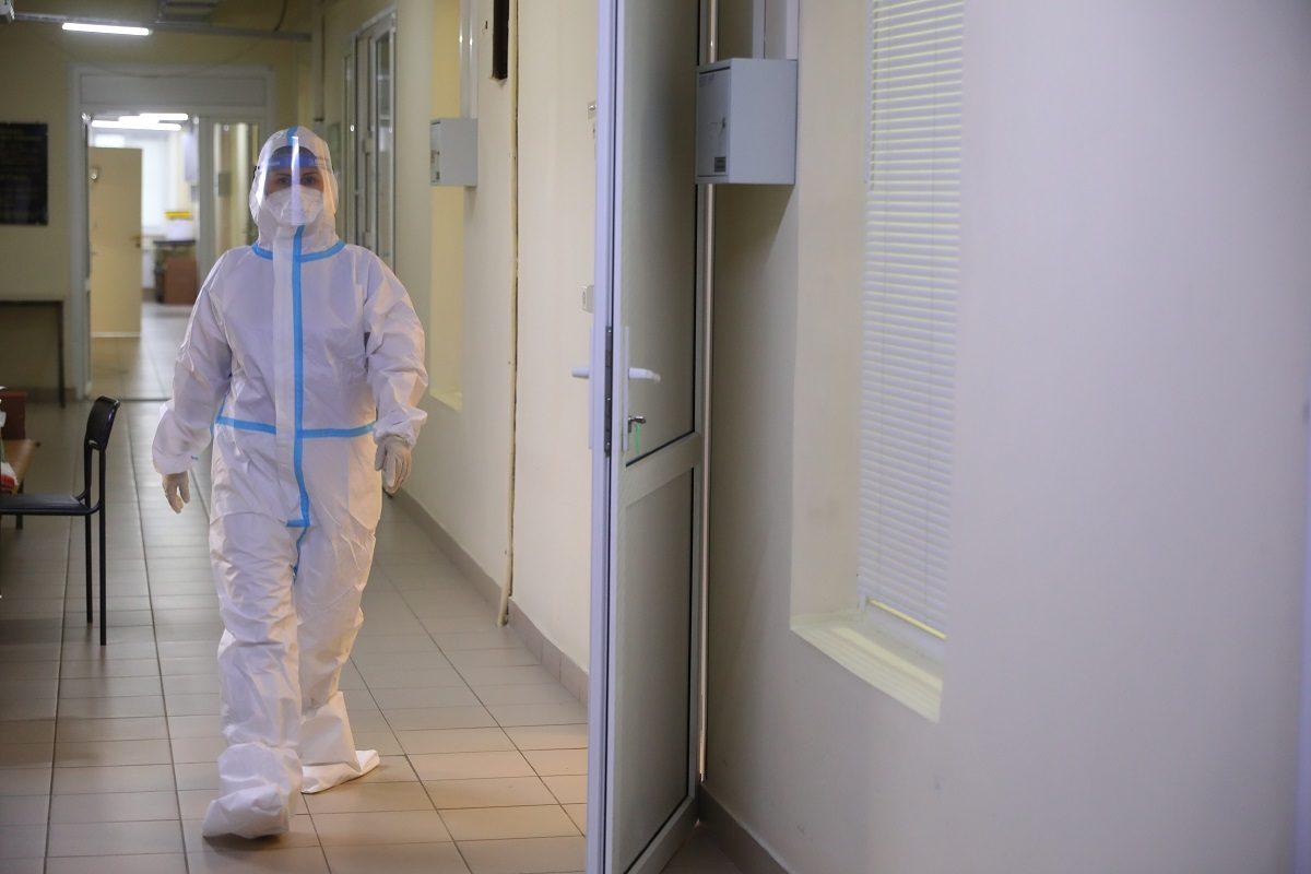 Штамм коронавируса «дельта» распространяется в Нижегородской области
