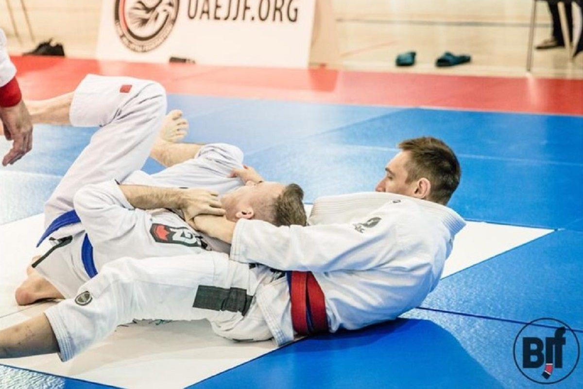Нижегородец завоевал бронзовую медаль на всероссийских соревнованиях по джиу-джитсу