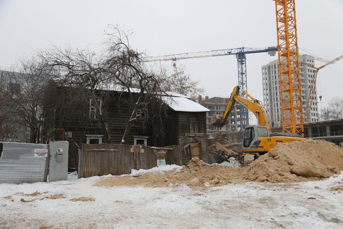 Глеб Никитин: «Нам важно сохранить исторический облик города, анеразваливающиеся здания»