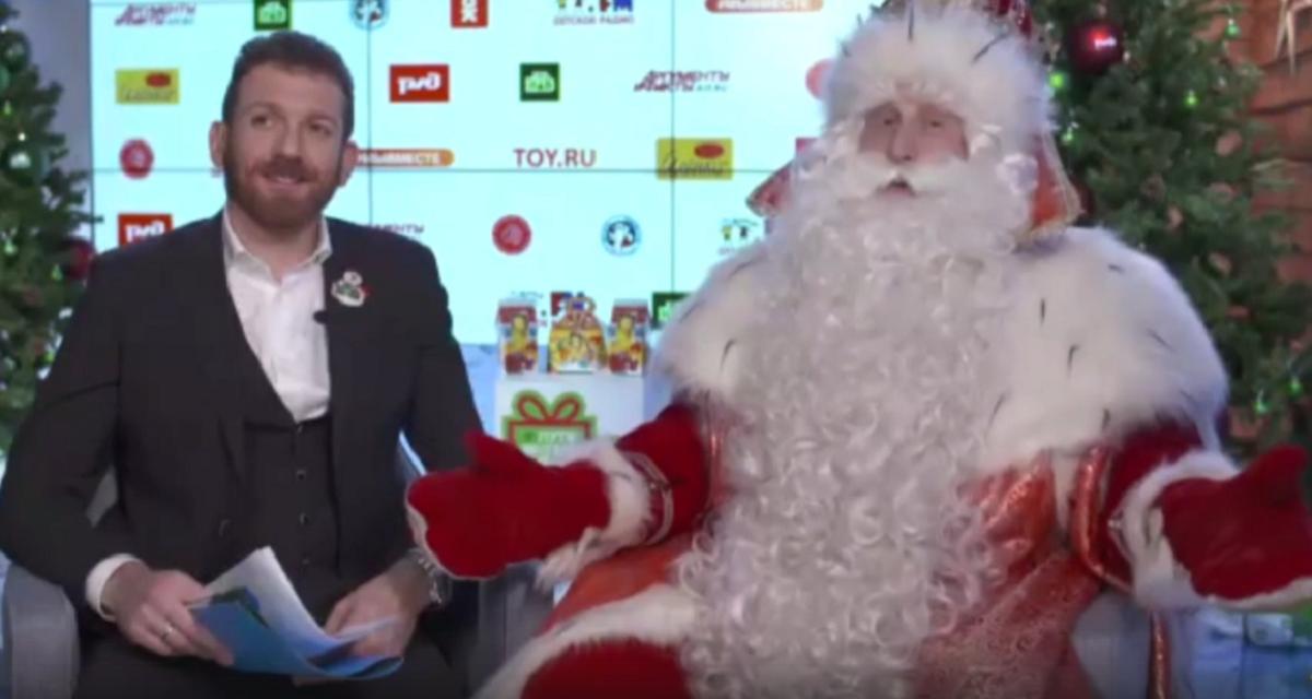 Воспитанники нижегородского детского сада выиграли подарки от главного Деда Мороза страны