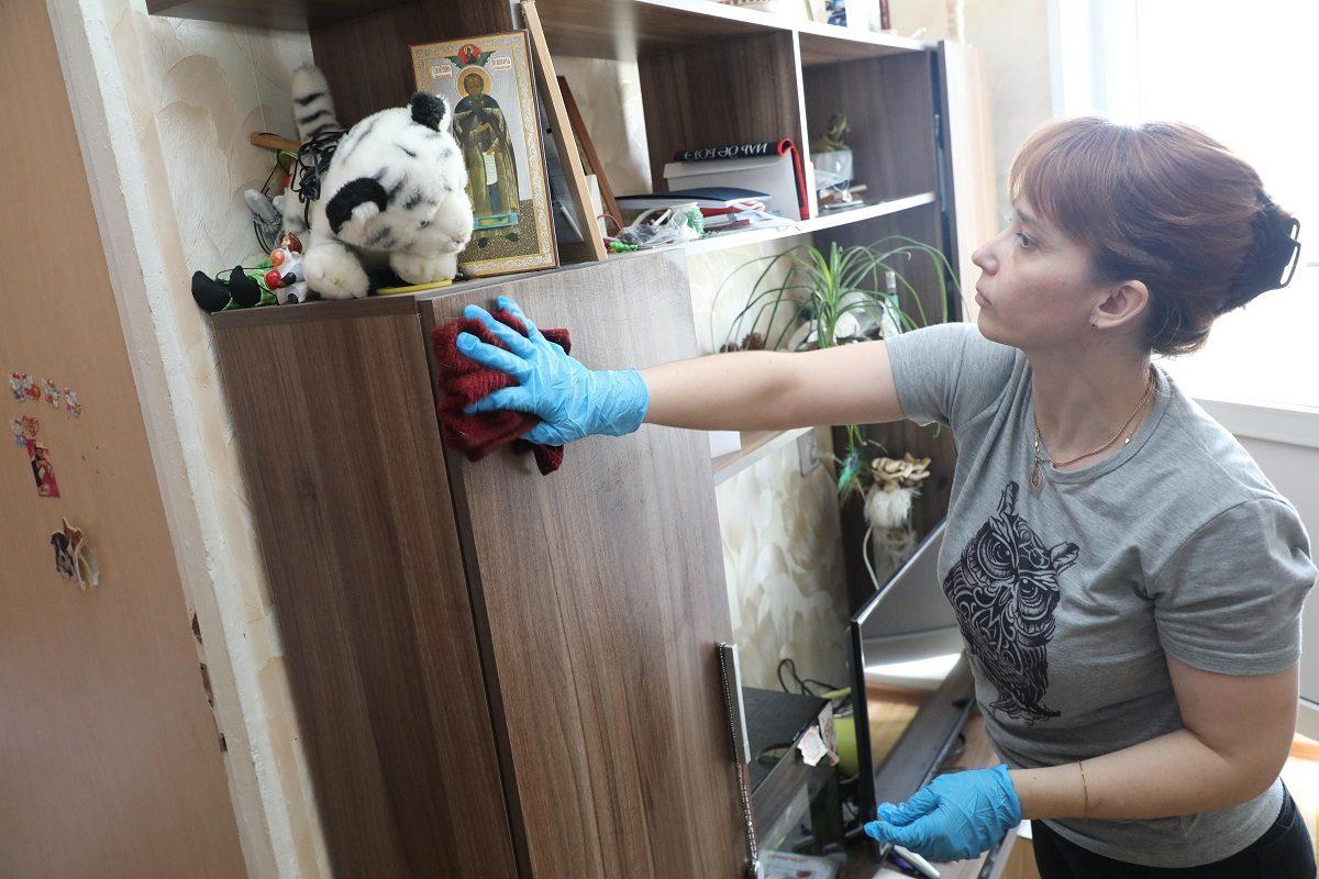 За каменной стеной: как пандемия изменила дома нижегородцев