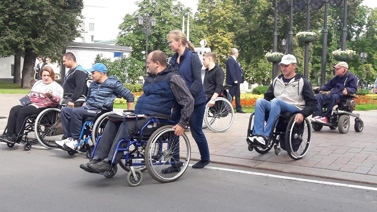 Интерактивный мастер-класс для людей синвалидностью прошел в регионе