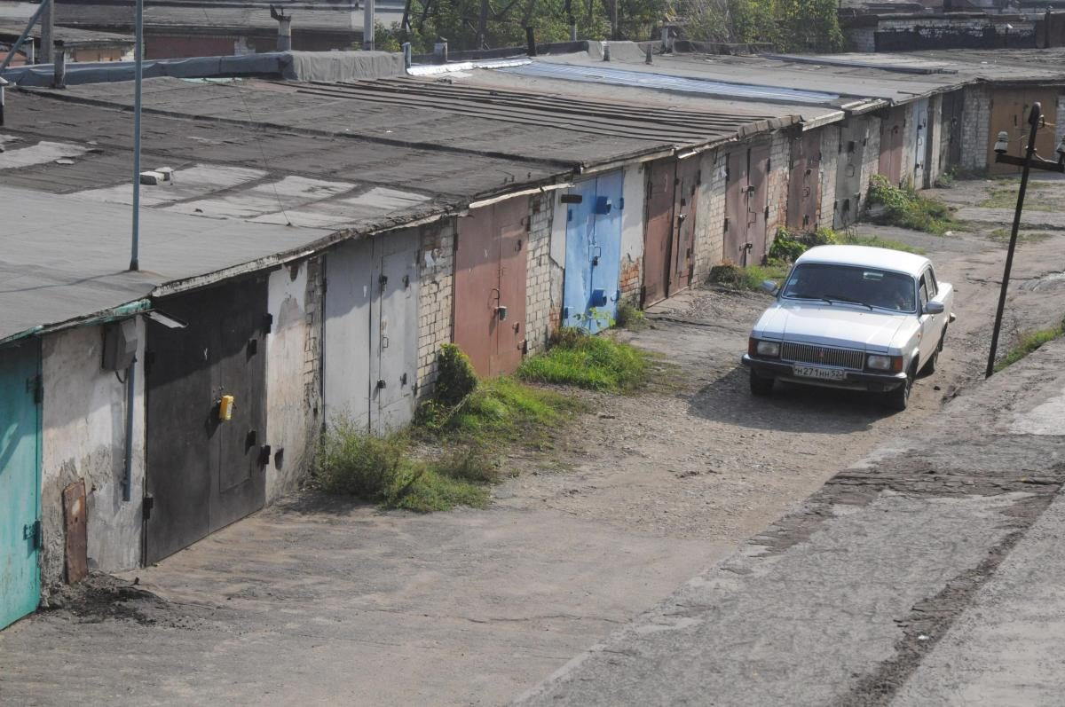 Госдума приняла закон о «гаражной амнистии»