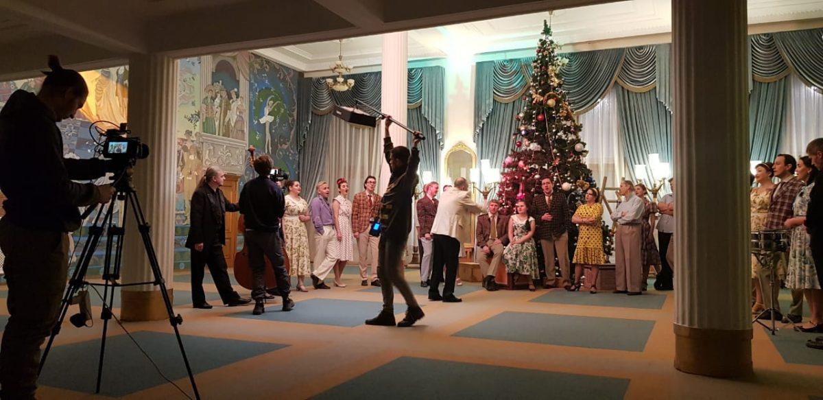 Праздничный новогодний концерт покажет в соцсетях Нижегородский театр оперы и балета имени Пушкина