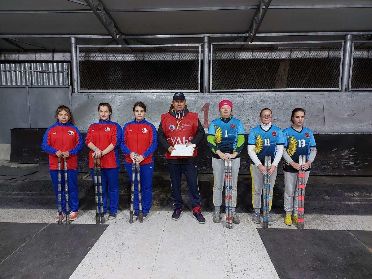 Нижегородские спортсменки заняли третье место на Кубке России по городошному спорту