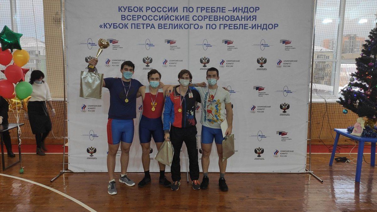 Две медали завоевали нижегородские гребцы навсероссийских соревнованиях «Кубок Петра Великого»