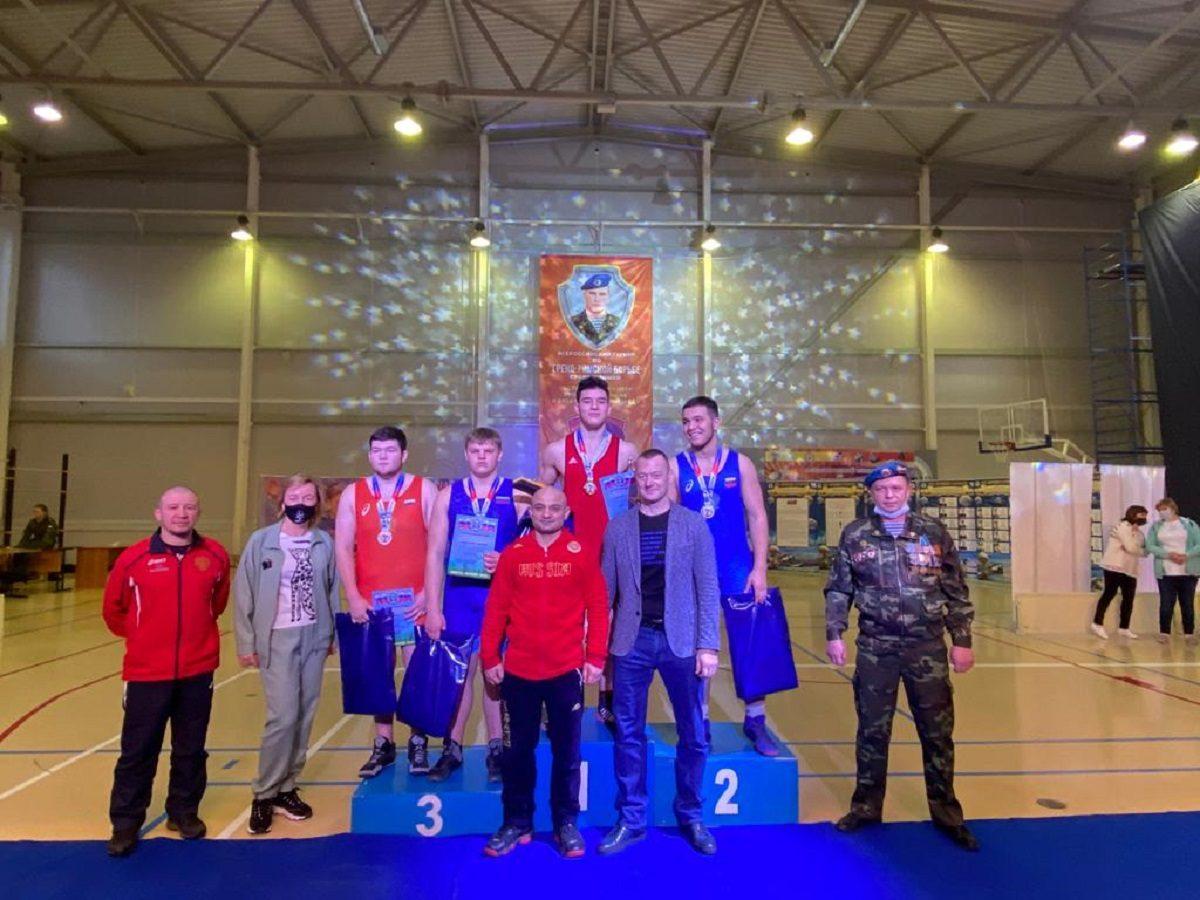 Нижегородские борцы завоевали 10 медалей натурнире погреко-римской борьбе