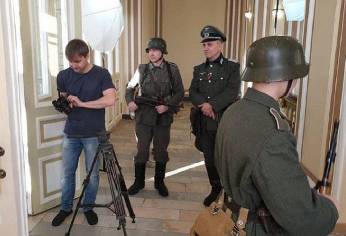 Съёмки воённой драмы «Идущий с надеждой» возобновились в Нижнем Новгороде