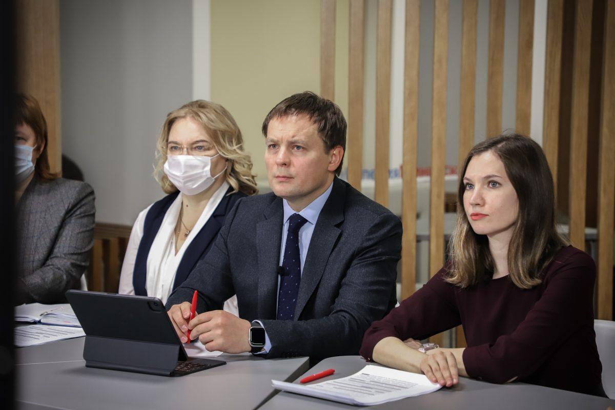 Виктор Сдобняков: «Мининский университет имеет все шансы стать культурным сердцем города»