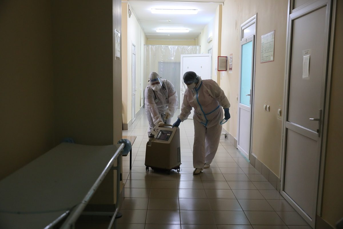 Давид Мелик-Гусенов рассказал, что у 30% перенесших коронавирус могут возникать тромбозы