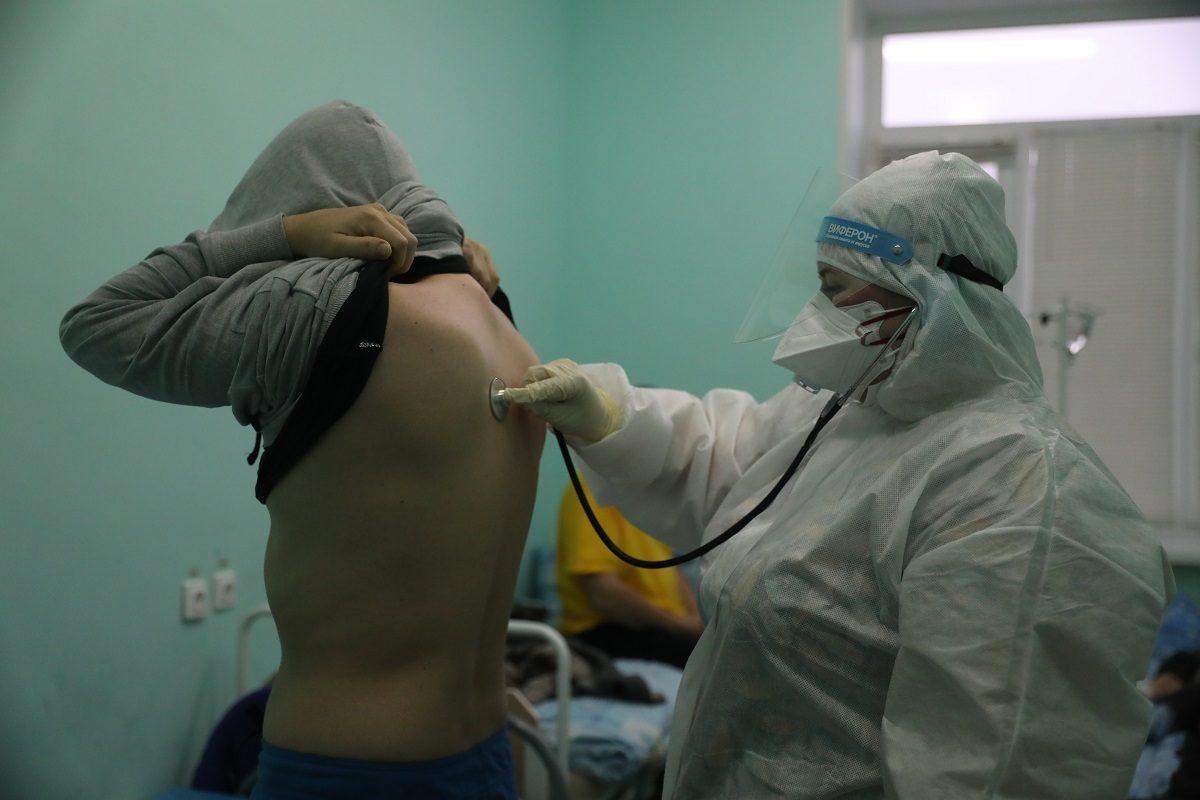В22 районах Нижегородской области засутки невыявлено новых случаев заражения коронавирусом