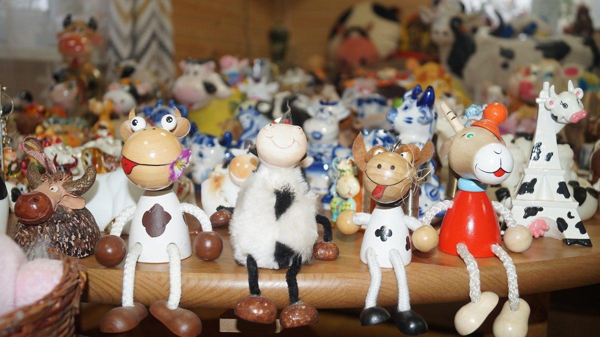 коровы таланов николай