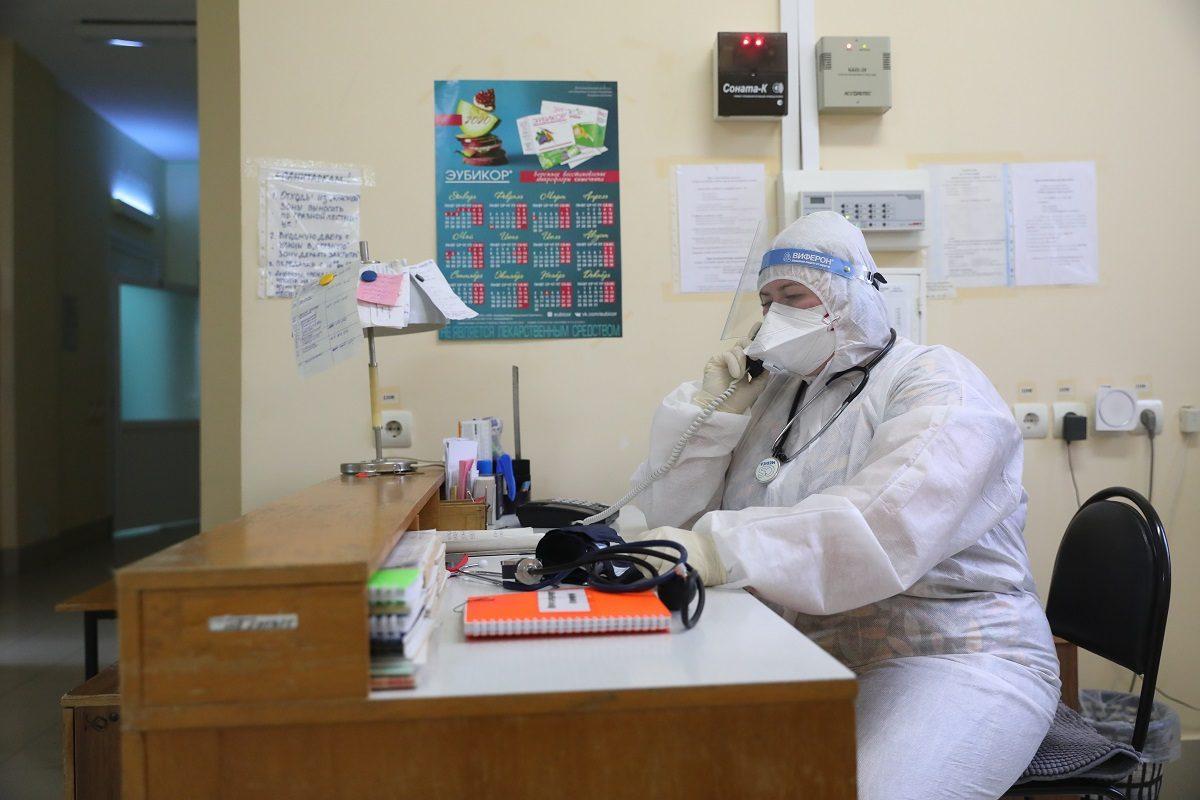 Записаться на прививку от коронавируса нижегородцы смогут на портале Госуслуг