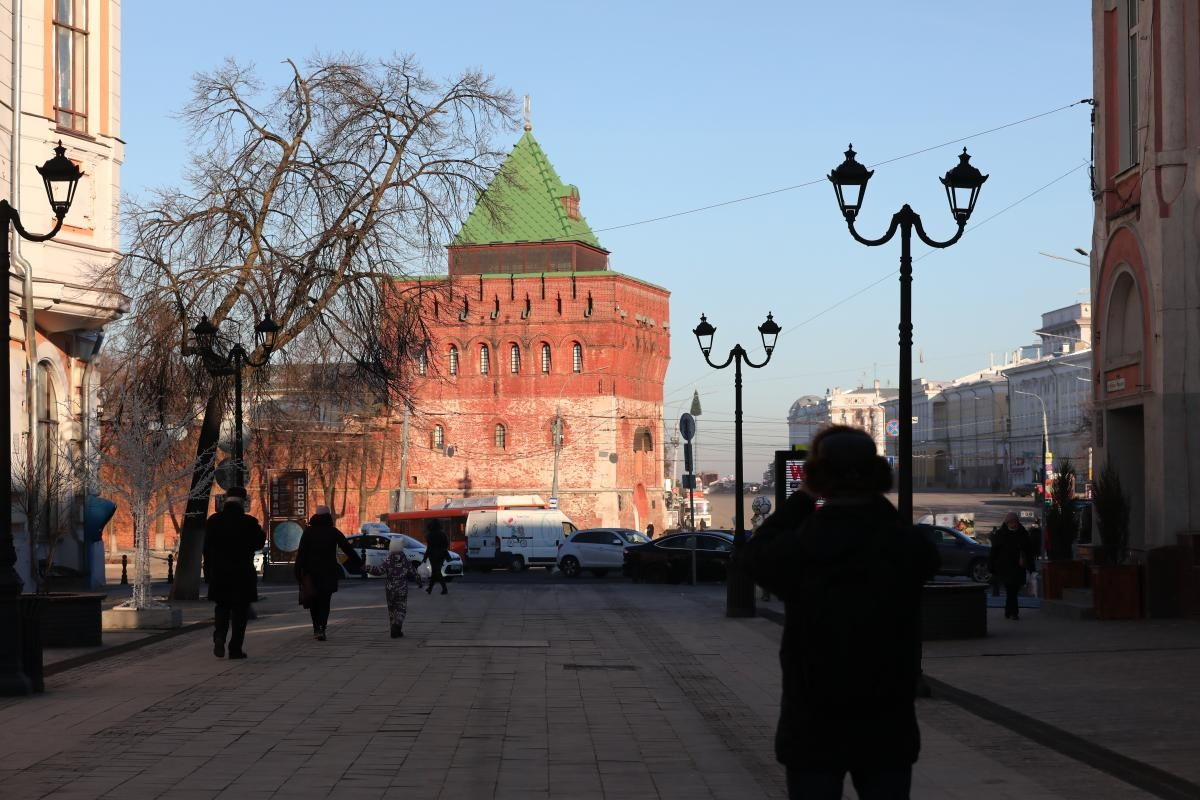 Бронзовый макет Нижнего Новгорода установят в Кремле