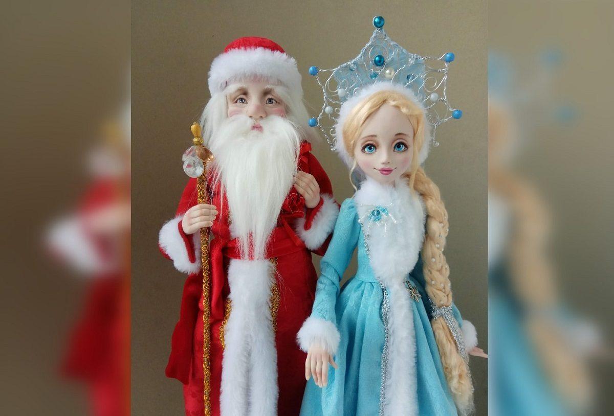 Выставка авторских кукол и медведей Тедди «Новогодний парад кукол» пройдет в Нижнем Новгороде