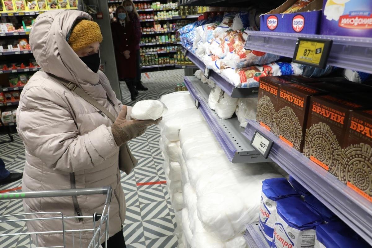 Правительство Нижегородской области обсудило спредставителями торговых сетей ситуацию сценами вмагазинах