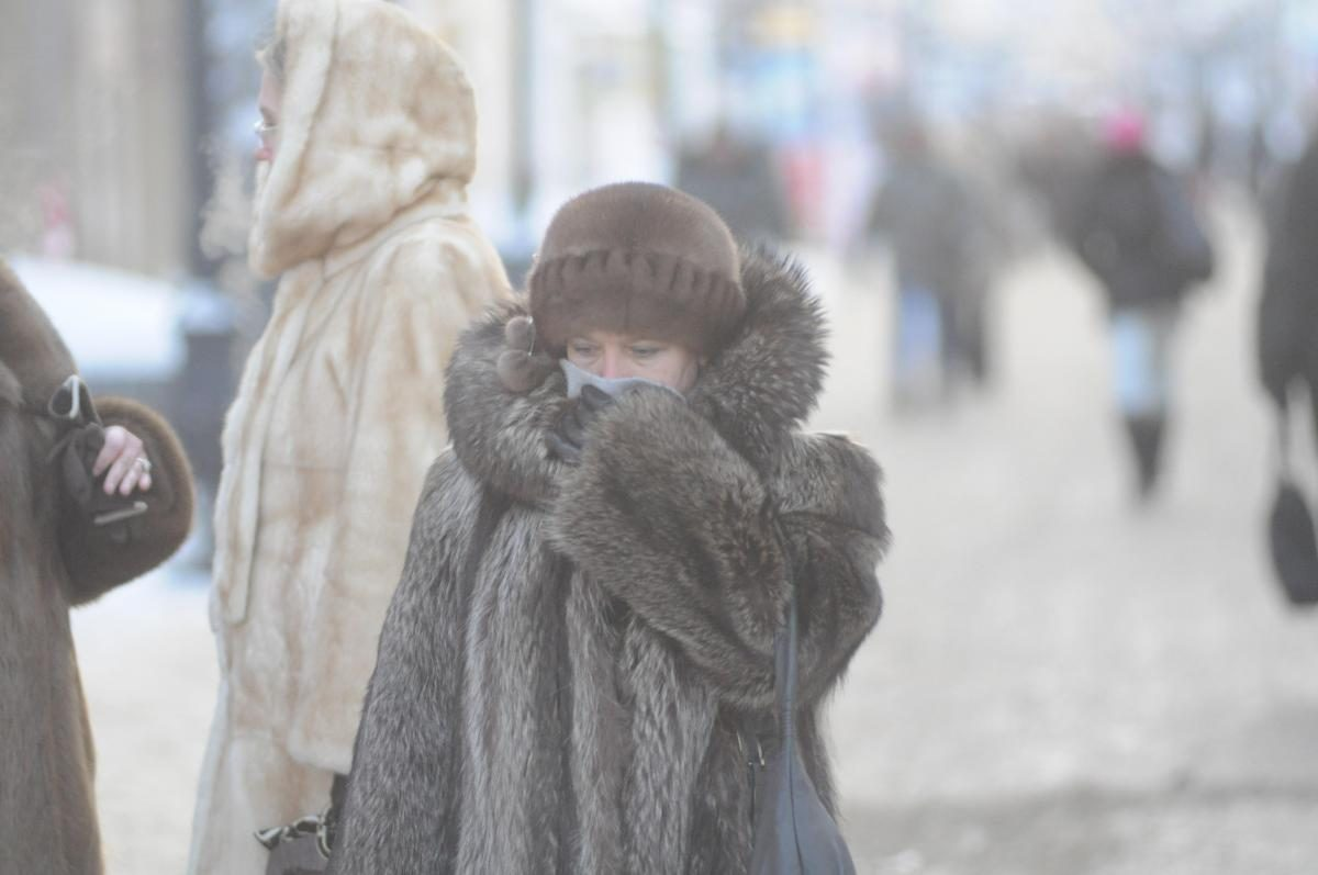 Похолодание до -32 градусов ждет нижегородцев на следующей неделе