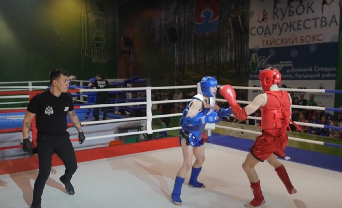 Турнир по тайскому боксу пройдет в Нижнем Новгороде