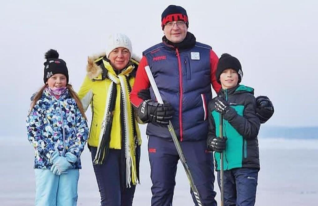 Как по накатанной: зимние развлечения будут доступны наусловиях безопасности