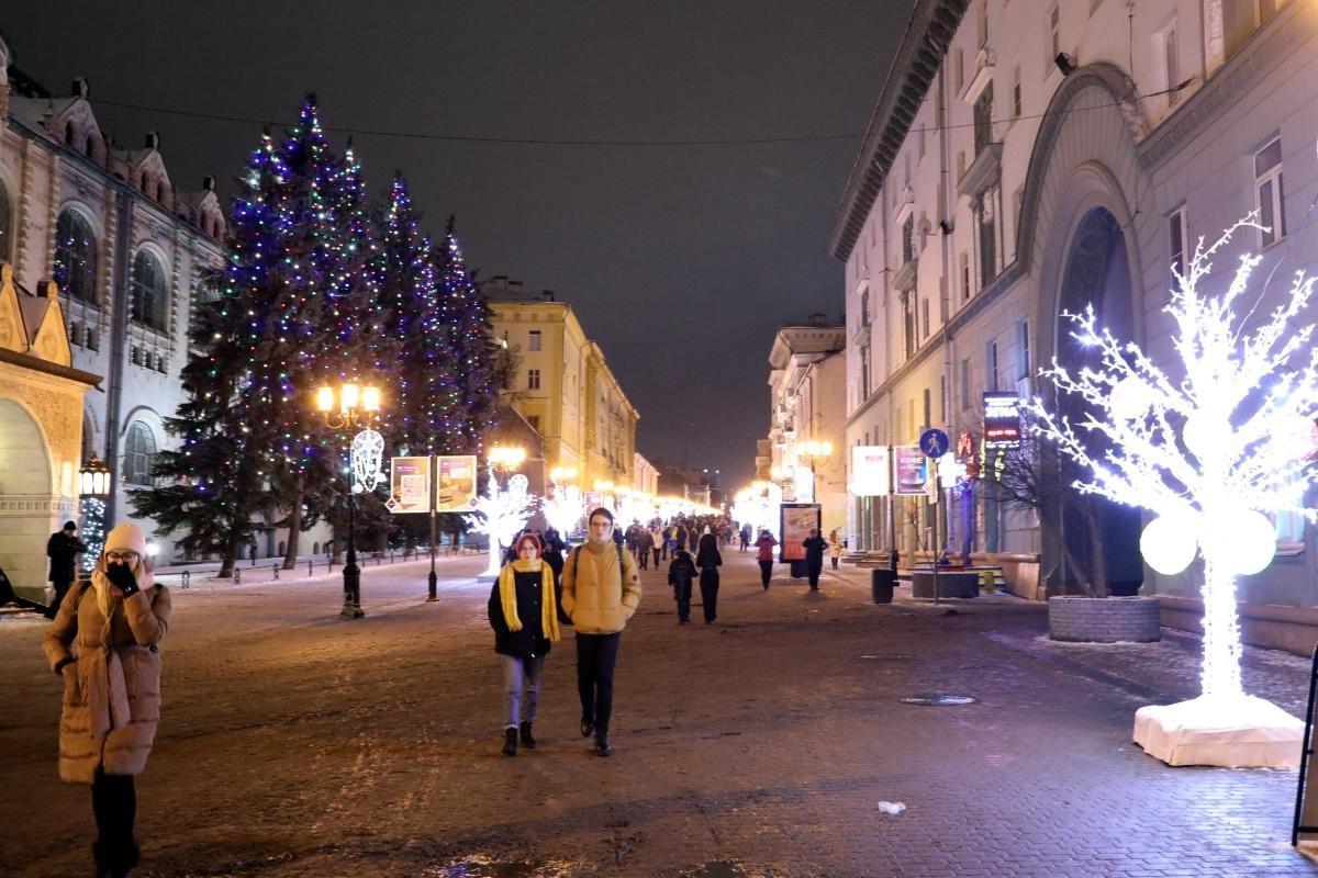 Ледяной дождь начнется в Нижегородской области вечером 31 декабря