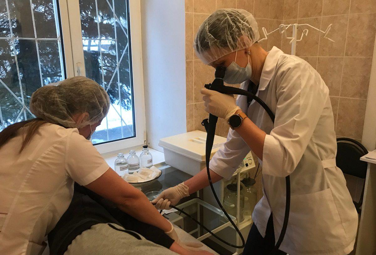 Нижегородская детская городская больница № 42 получила новое медоборудование врамках нацпроекта «Здравоохранение»
