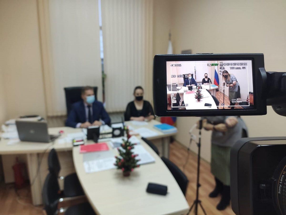 Специалисты Госжилинспекции ответили на вопросы нижегородцев про вывоз мусора