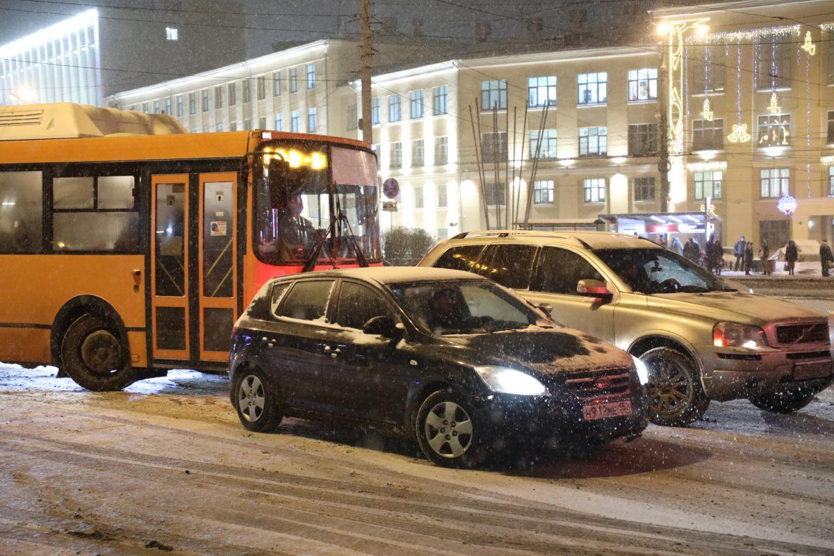 Нижегородские водители редко нарушают ПДД: наш город оказался в конце рейтинга автохамов