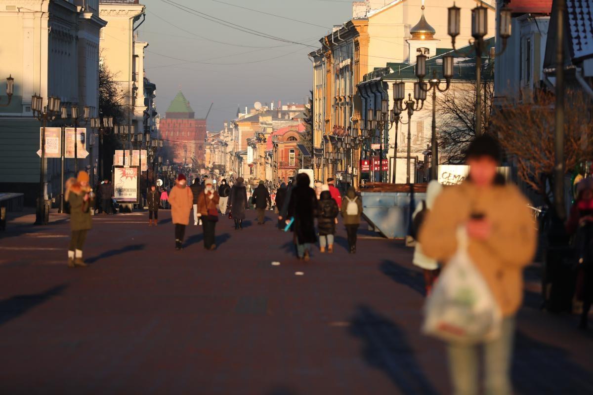 Оттепель начнется в Нижегородской области в последнюю неделю марта