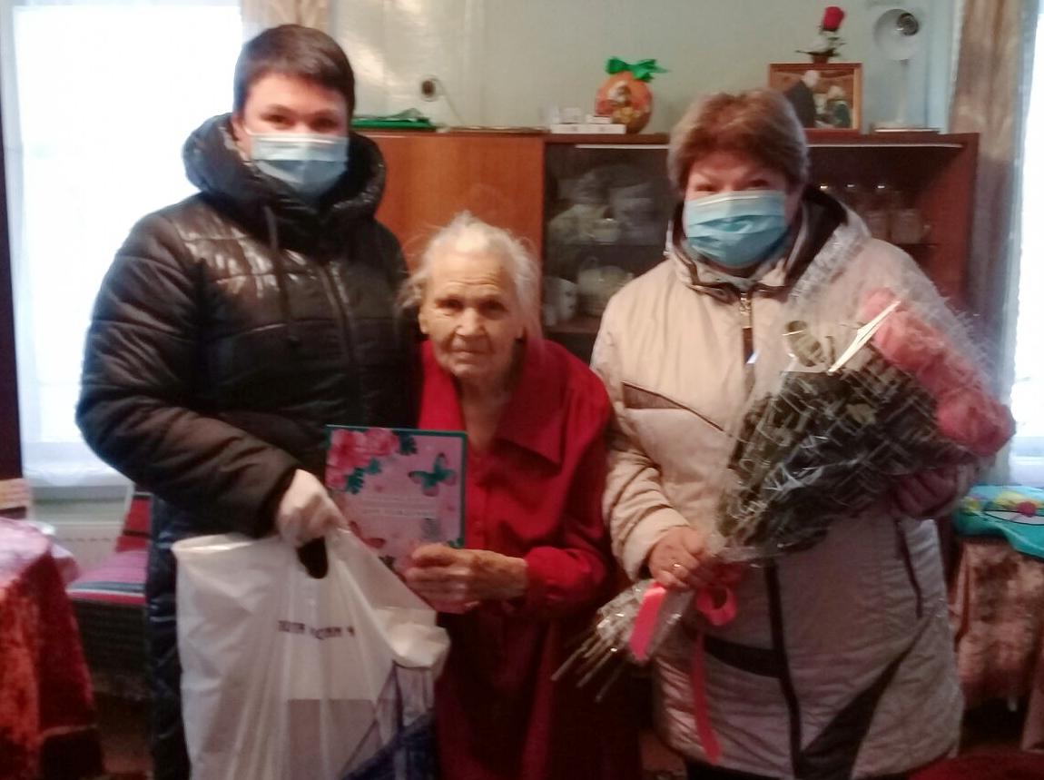 Своё 99-летие отметила старейший почтовик Нижегородской области