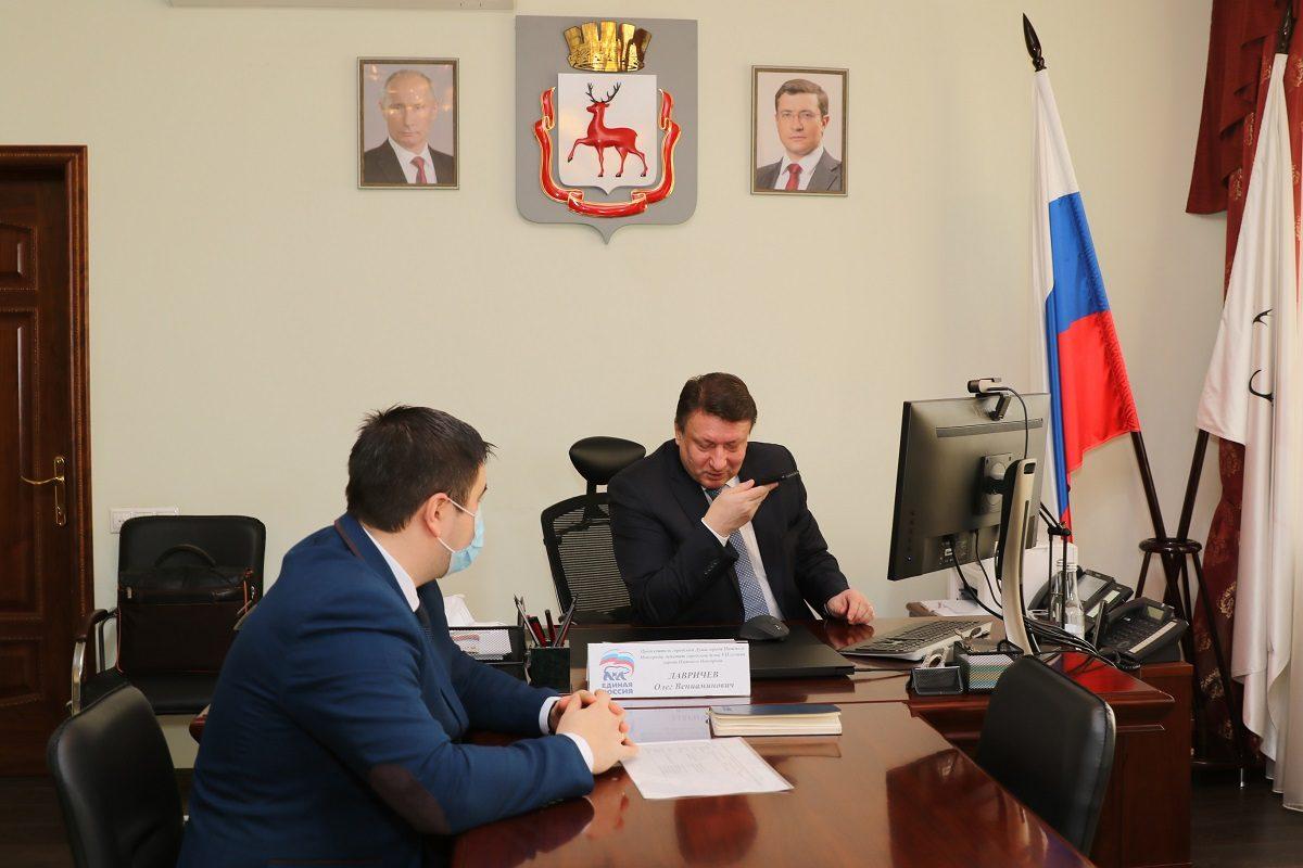 Каждое второе обращение нижегородцев через общественные приемные «Единой России» решается положительно