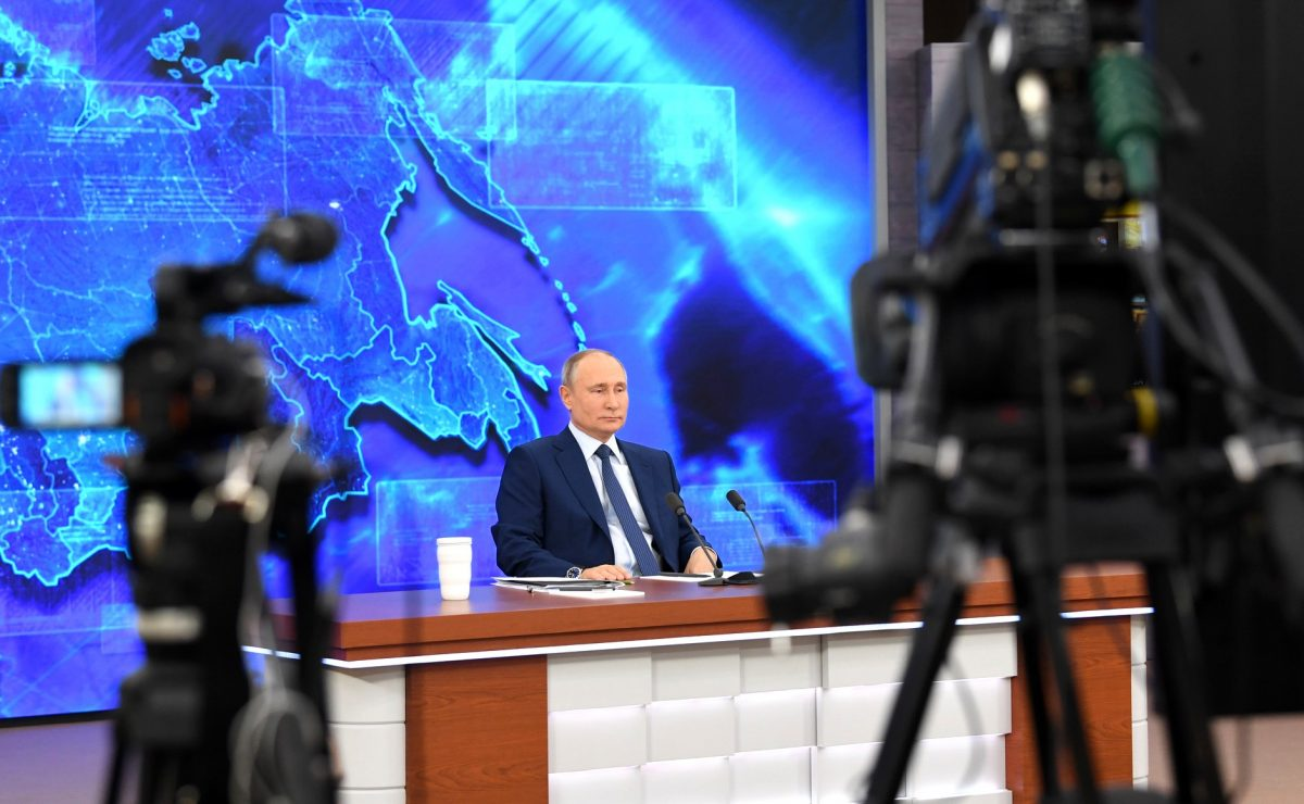 Владимир Путин назвал сроки выхода из коронакризиса