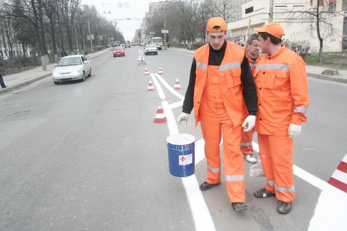 Более 250 участков дорог местного значения ежегодно будет ремонтироваться попрограмме поддержки местных инициатив