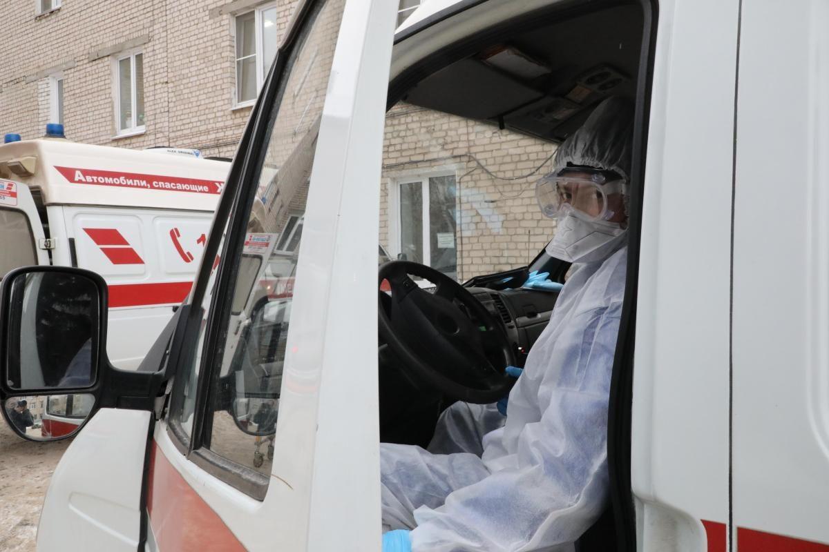 Поздравление губернатора Нижегородской области Глеба Никитина сДнем работника скорой медицинской помощи