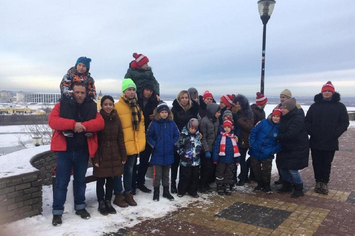 Следж-хоккеисты из четырёх городов России посетили экскурсию по Нижнему Новгороду