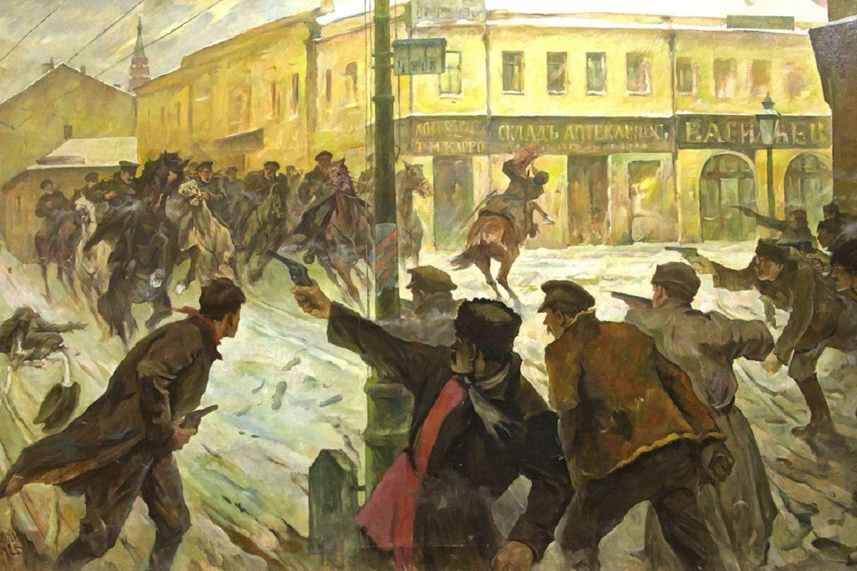 Сормовская, не лирическая: что привело нижегородцев на баррикады первой русской революции