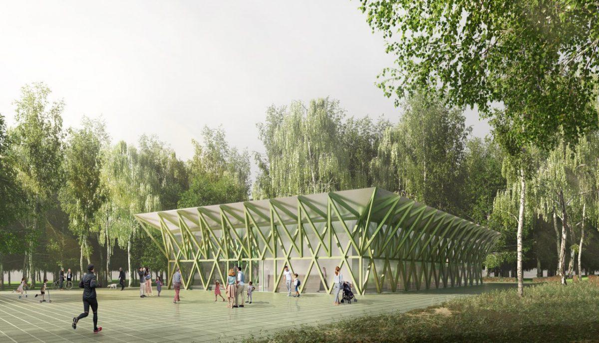 спортивный центр парк Швейцария