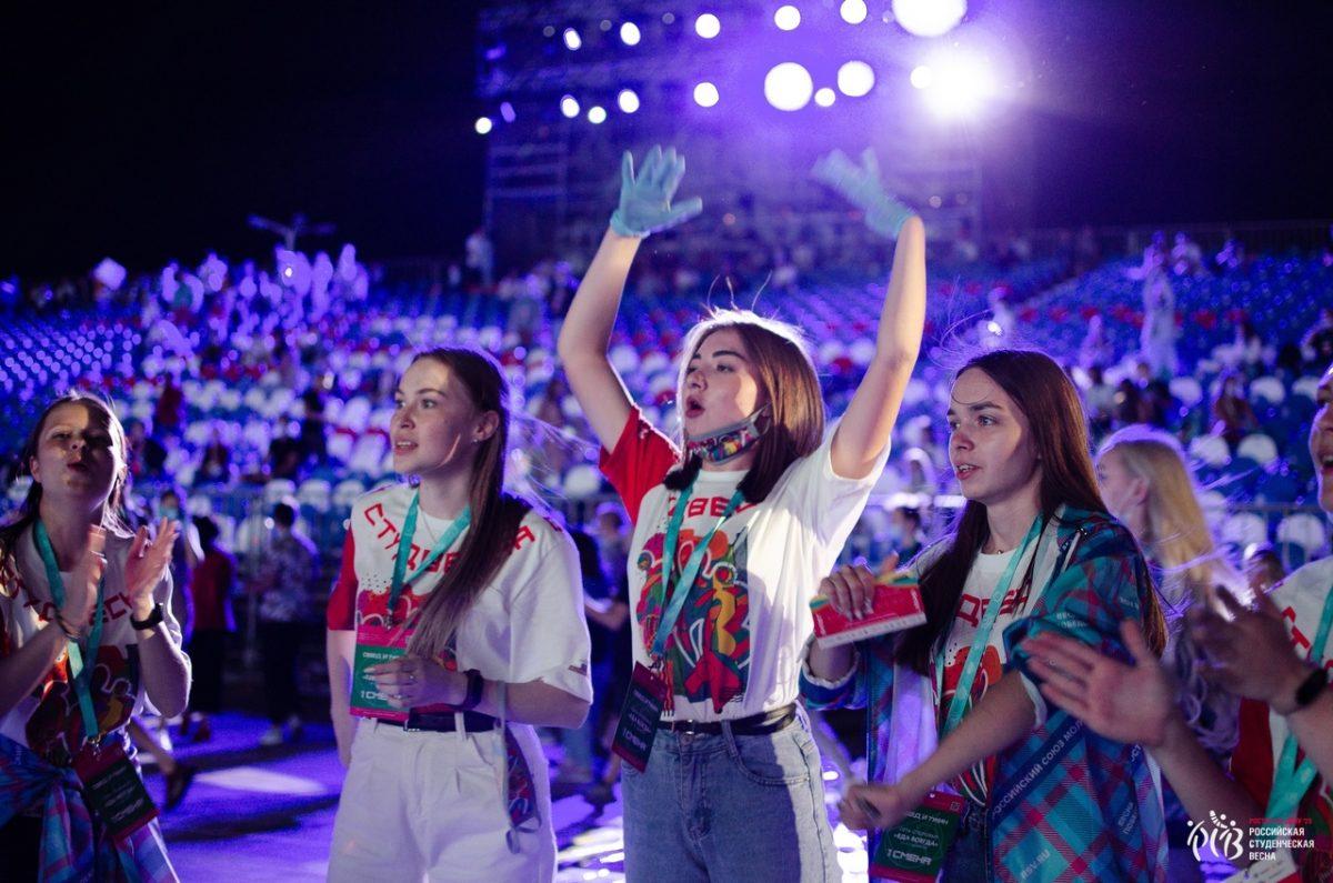 Всероссийская «Студвесна» в Нижнем Новгороде пройдет в декабре
