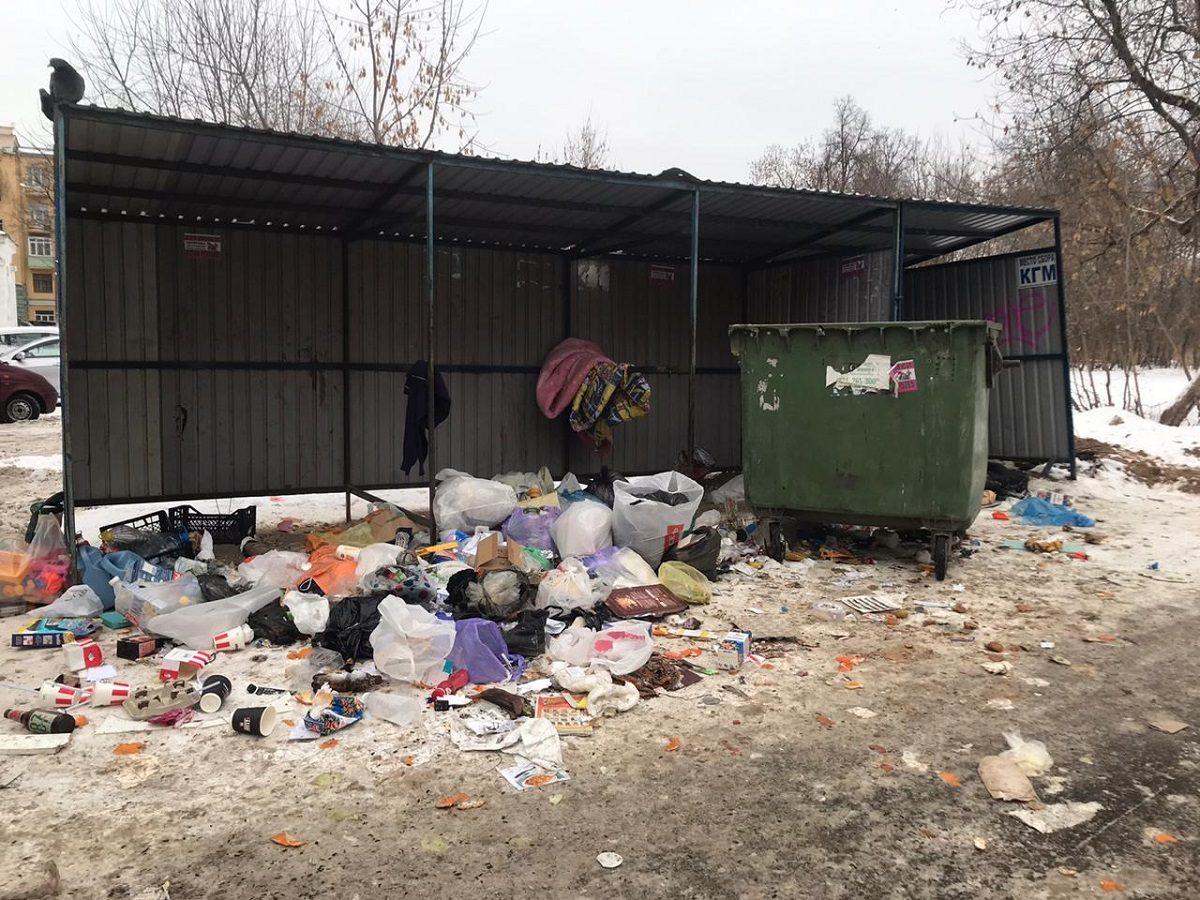ДУК ответит за свалки мусора наконтейнерных площадках вМосковском районе Нижнего Новгорода