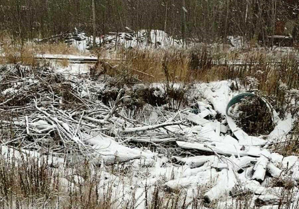 На территории завода «Красное Сормово» обнаружили несанкционированную свалку отходов