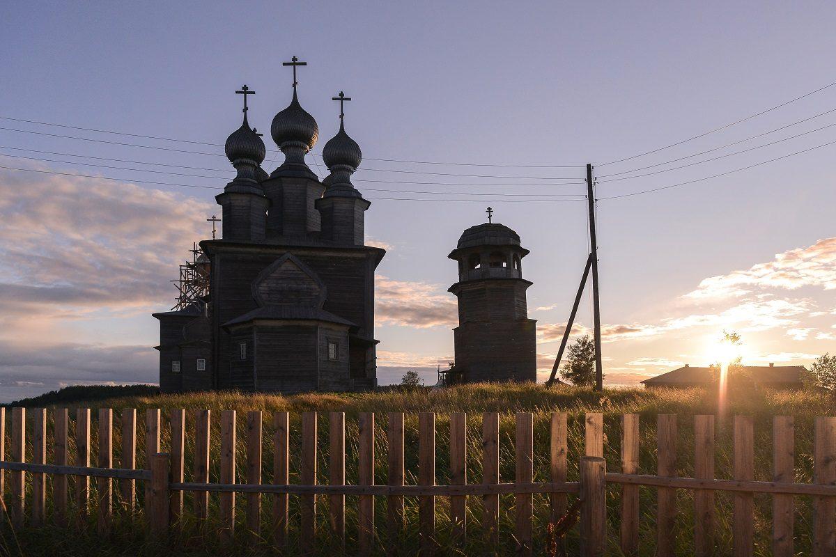 История севера: как корреспондент «Нижегородской правды» восстанавливал старинный храм в Архангельской области