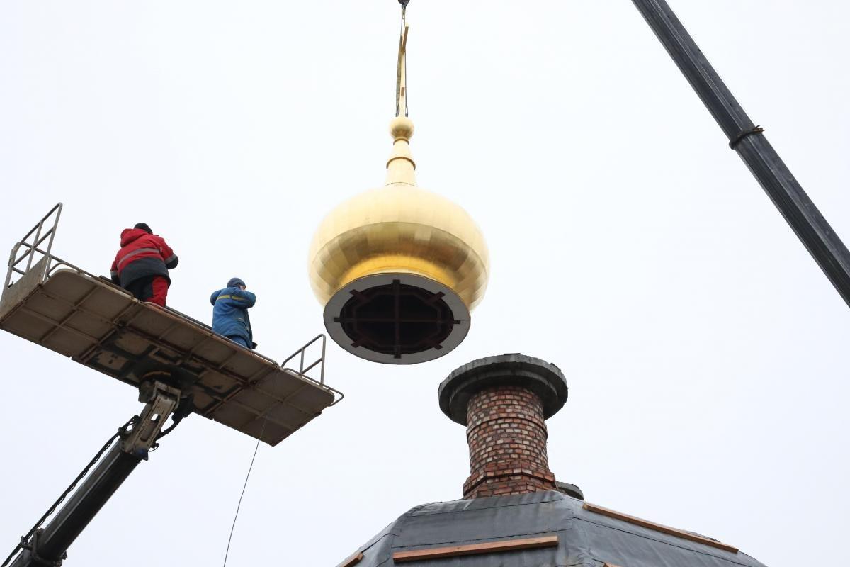 Два новых храма могут построить в Московском и Советском районах Нижнего Новгорода