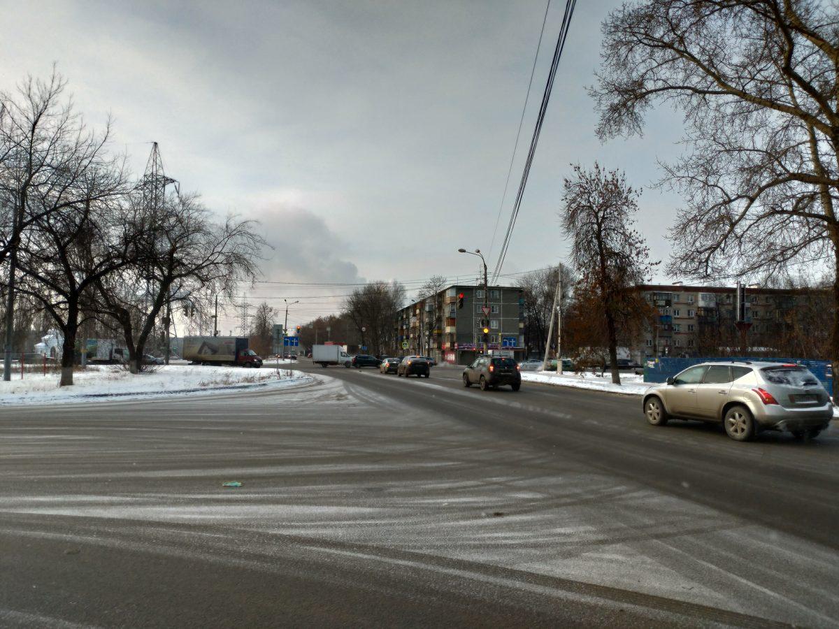 Одностороннее движение введут на улицах Героя Попова и Ванеева с 30 декабря