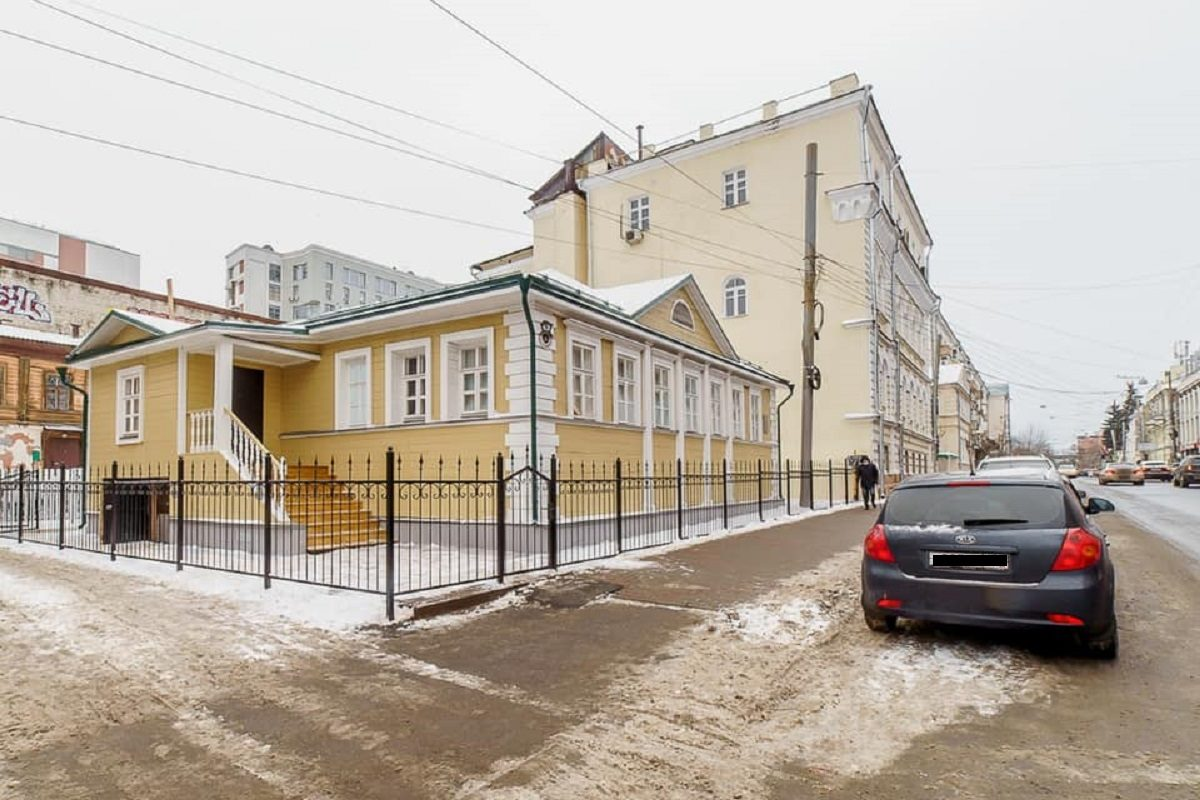 Отреставрированный нижегородский дом литератора сдают в аренду за 150 тысяч в месяц