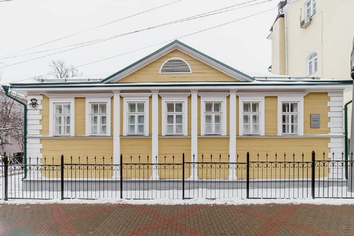 ульянова 8 дом карамзина литераторов
