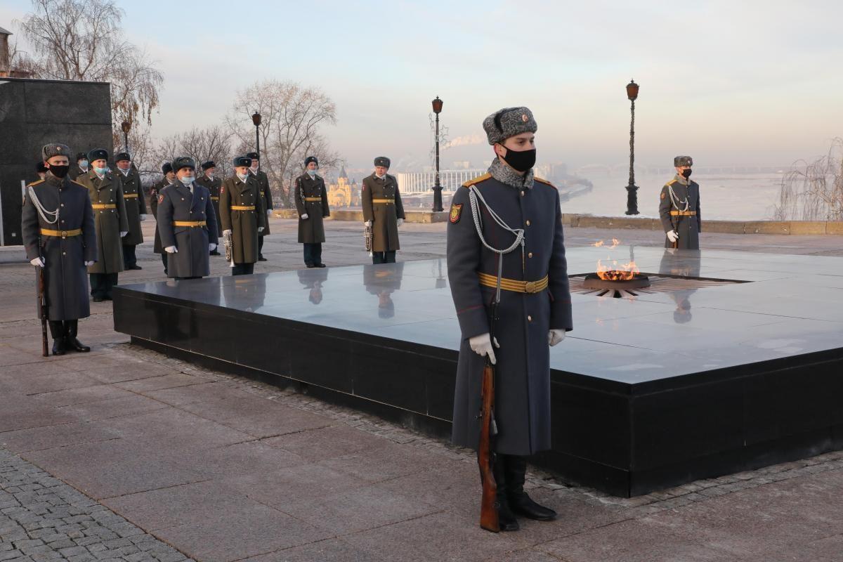 На благоустройство площади у мемориала «Вечный огонь» в Нижегородском кремле потратят 151 млн рублей